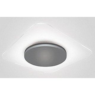 LED-Wandleuchte, Up/DOWN Transparent, 12-24 Watt, 3000K - 6000K, 1200 - 2400 Lumen, Epistar/Sanán, CRI 80